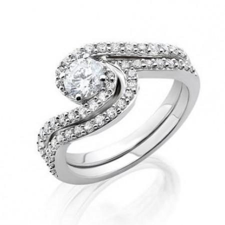 Women Wedding Rings Latest Design 2014