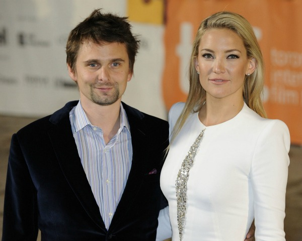 Kate Hudson & Matt Bellamy Wallpapers
