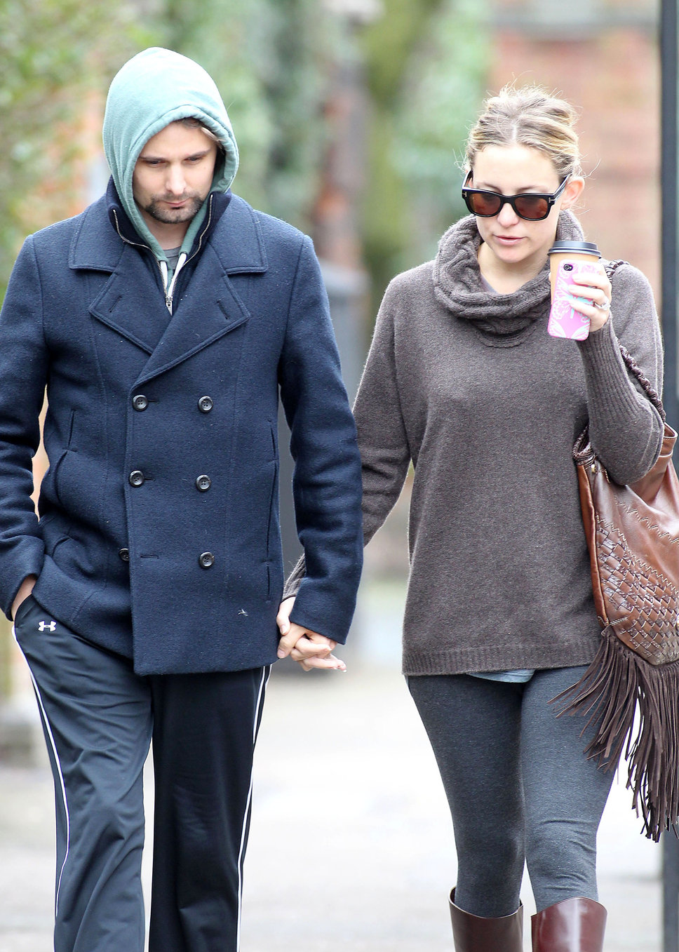 Kate Hudson & Matt Bellamy Images