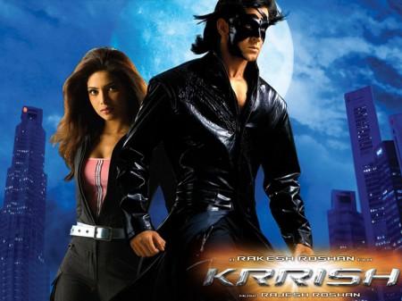 Movie Krrish 3 2013 Movie Poster