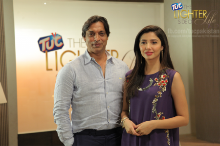 Stunning Mahira Khan Latest Photo Shoot in TUC Lighter Side of Life