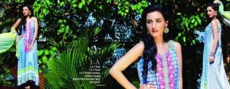 Ayesha Somaya Lawn Dresses 2014 by Flitz