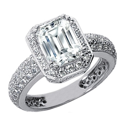 Best Emerald Cut Engagement Rings Best Emerald Cut Engagement Rings – Fashion