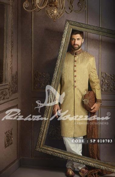 Men Sherwani Designs 2014