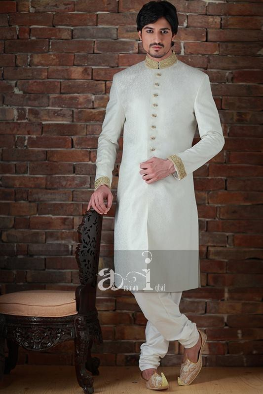 Men Sherwani Designs 2014