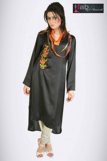 Fab By Amirah Women Spring Dresses 2014