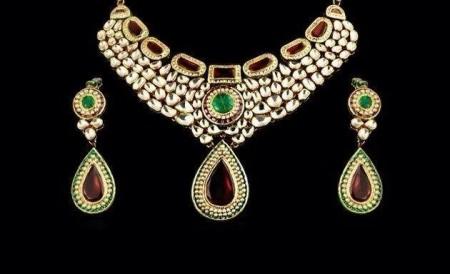 Kundan Jewelry for Women