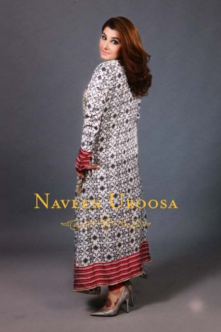 Naveen Uroosa Spring Collection 2014 for Ladies
