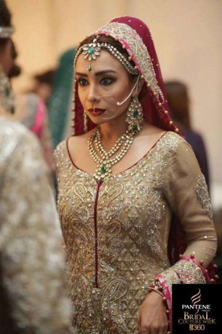 Pantene Bridal Couture Week Lahore