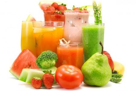 Vegetable Juices in Winter Season