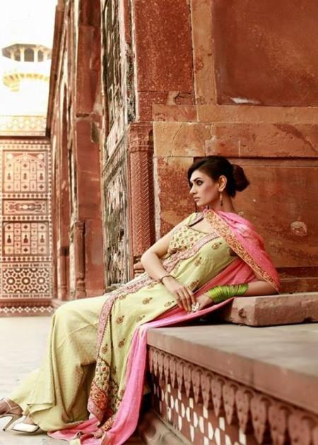 Mehryn Zafar Women Formal Wear Dresses 2014