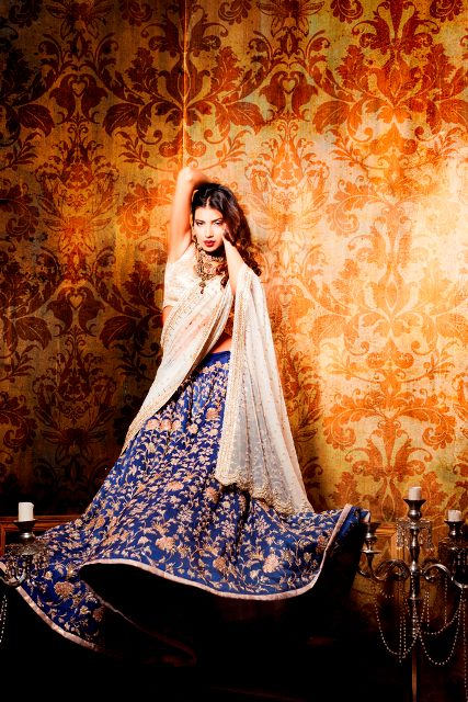 Zara Shahjahan Bridal Wear Collection For Women 2014
