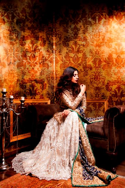 Zara Shahjahan Bridal Wear Collection For Women 2014