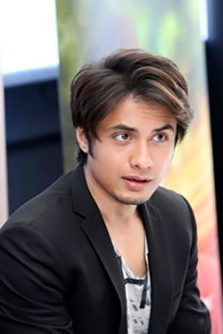 Ali Zafar interviews Talent is not lacked in Pakistan