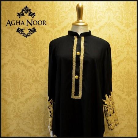 Agha Noor Women Spring Dresses 2014
