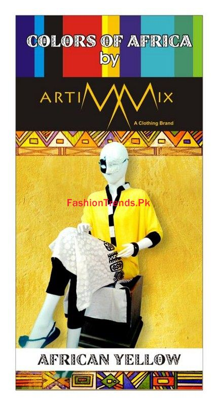 Artimmix Spring Dresses Collection