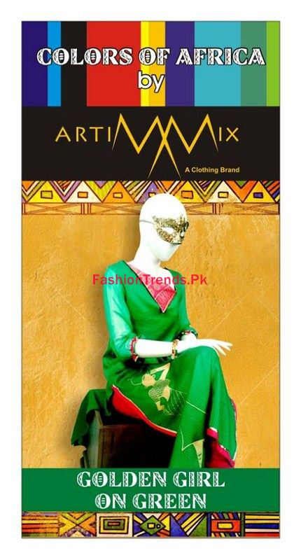 Artimmix Spring Dresses Collection For Women 2014