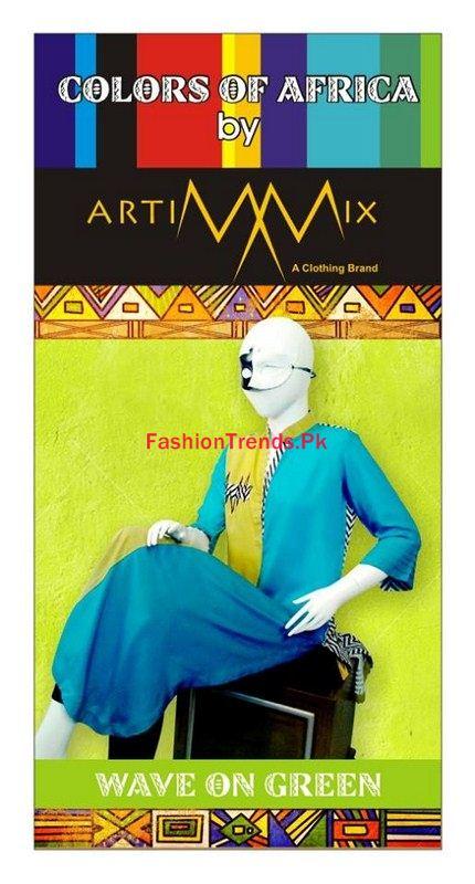 Artimmix Spring Dresses 2014