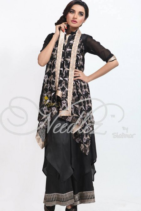Needlez by Shalimar Summer Dresses 2014 For Women