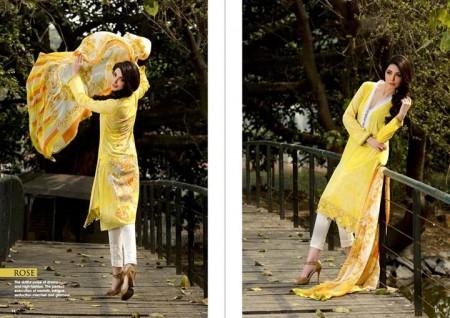Sobia Nazir Women Lawn 2014