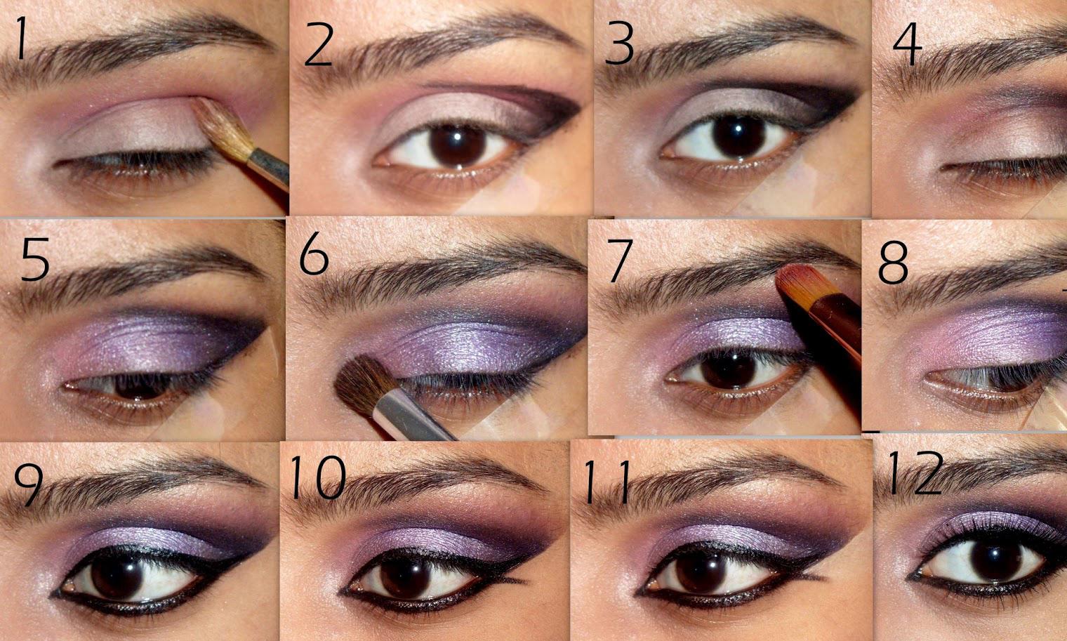 Makeup tips for hazel