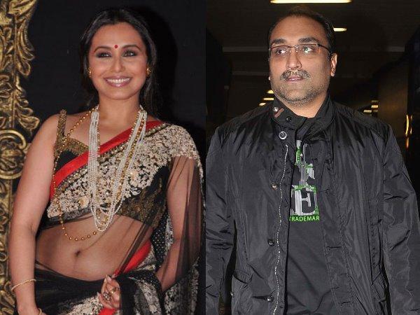 Rani Mukherjee and Aditya Chopra Pics