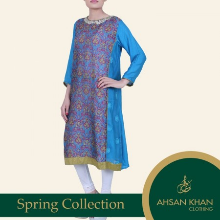 Ahsan Khan Spring Summer Dresses 2014 for Ladies