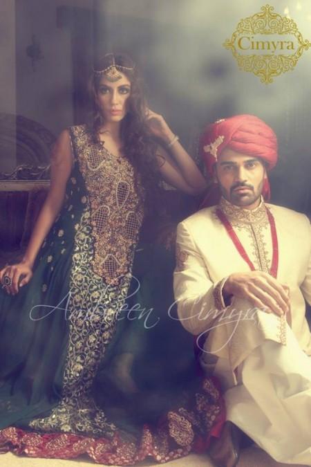 Cimyra Men and Women Wedding Dresses 2014