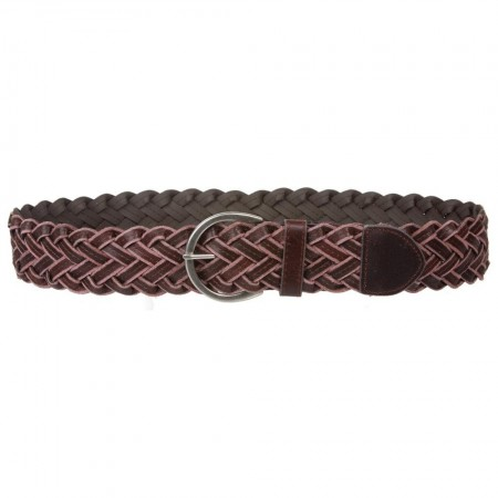 A vintage woven belt