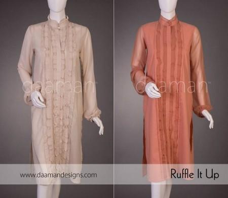 Daaman Women Summer Dresses 2014 Volume 2