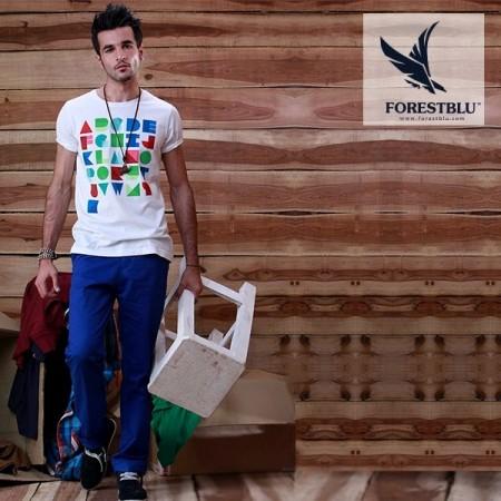 Forestblu Men & Women Summer Collection 2014