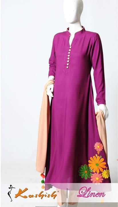 Kashish Women Summer Dresses 2014