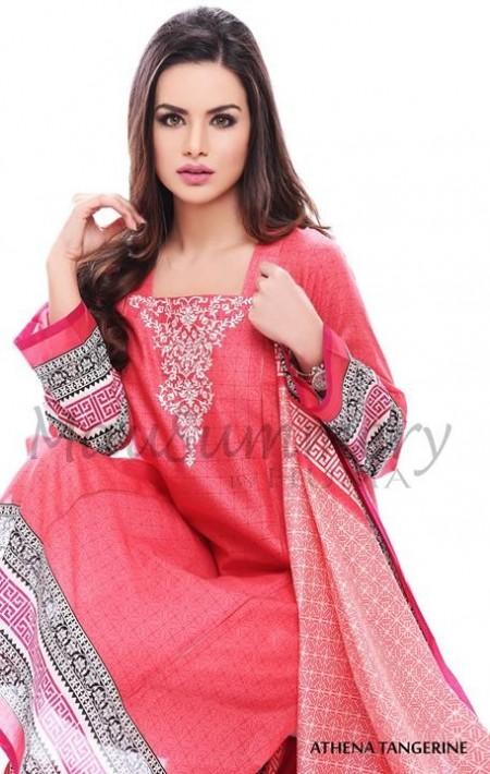 Mausummery by Huma Women Summer Dresses 2014