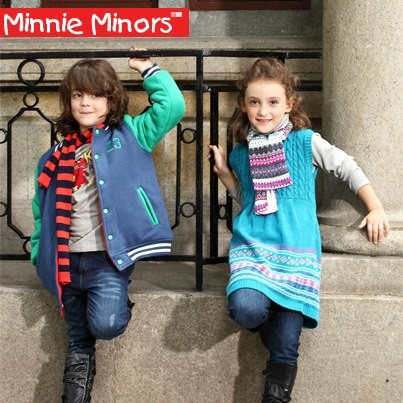 Minnie Minors Kids Summer Dresses 2014
