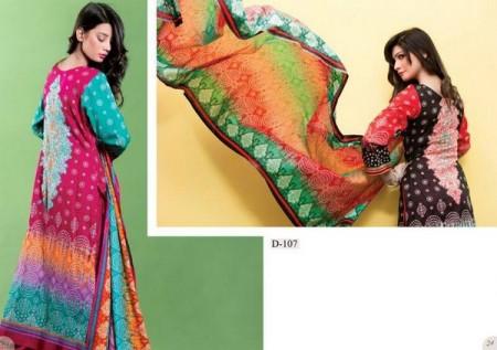 Moon Textile Sohni Lawn Women Dresses 2014