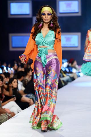 PFDC Sunsilk Fashion Week 2014 Day 4 Rizwan Beyg Collection