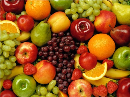 Eat Lots of Fruits