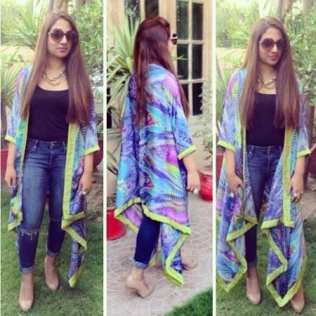 Heena Ayub Summer Dresses 2014 For Women