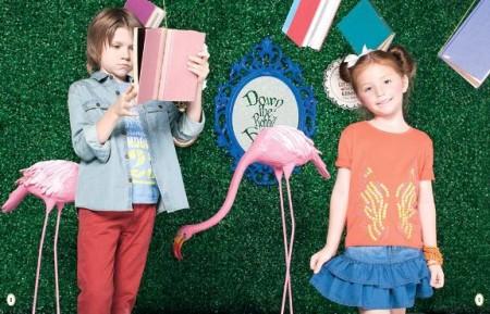 Kids Breakout Summer Dresses 2014