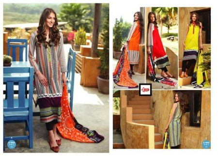 Lakhany Komal Lawn 2014 Volume 2 for Women