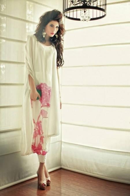Shehrnaz Girls Summer Dresses 2014