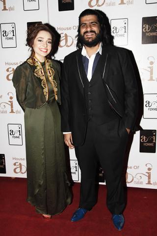 Arsalan Iqbal & Juggun Kazim Pictures