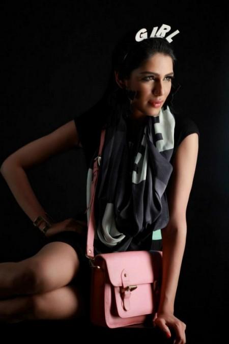 Mahin Hussain Women Handbags Collection 2014