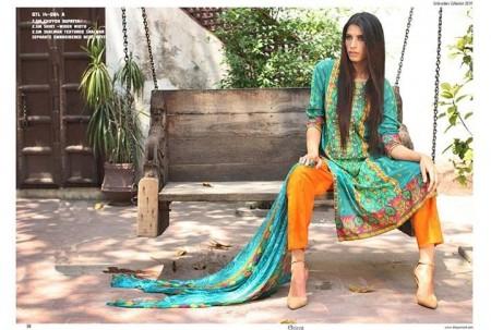Orient Textiles Women Summer Dresses 2014 Volume 3