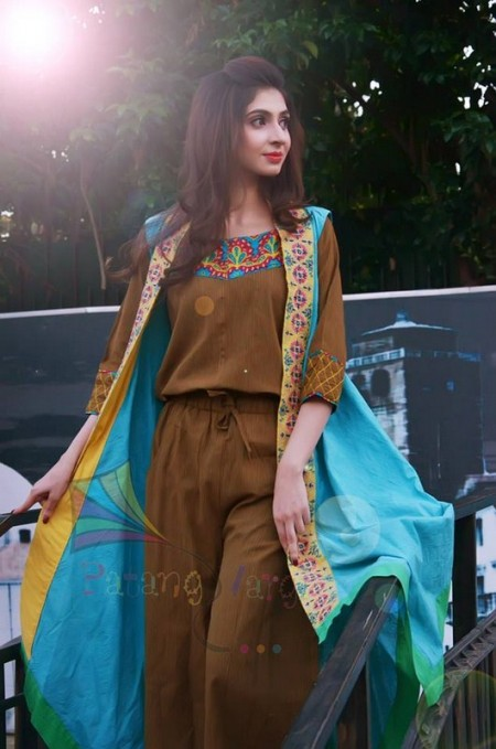 Patang Vargi Women Summer Dresses 2014