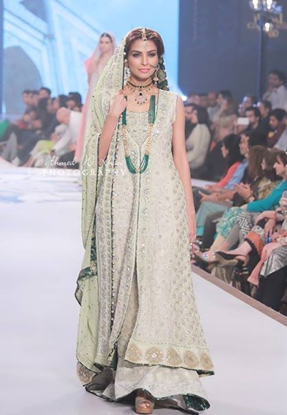 Sana Abbas Collection at Pantene Bridal Couture Week 2014
