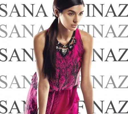 Sana Safinaz Women Summer Dresses 2014