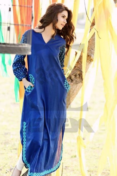 Zahra Saeed Women Summer Dresses 2014