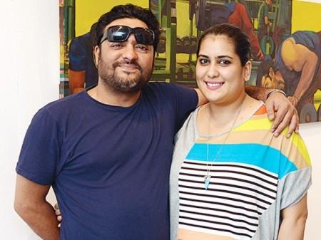Adnan Pardesi and Fatima Aamir Photos