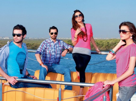 Riverstone Boys and Girls Summer Collection 2014